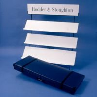 Exhibition Stand Carry Cases : Standard exhibition stand top stone displays